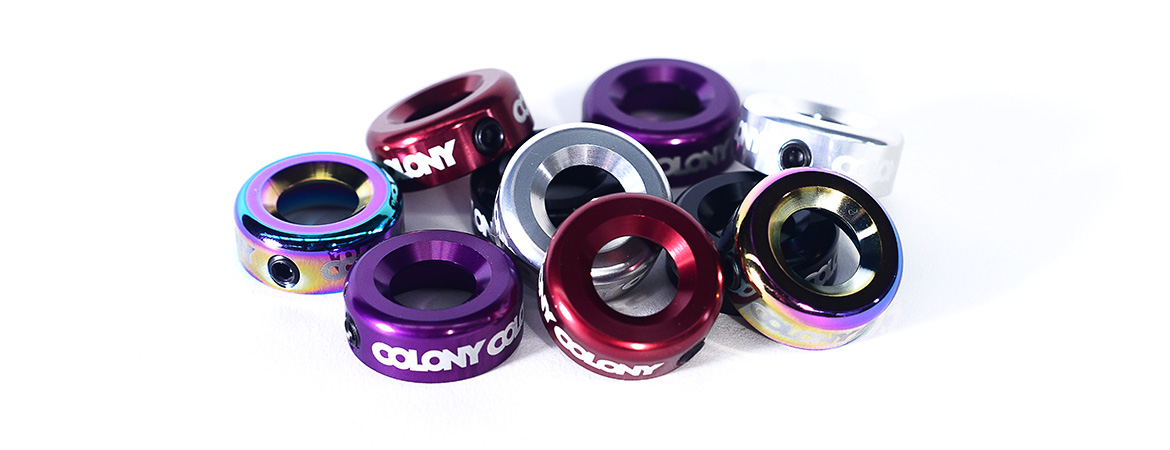 Colony BMX Konka Bar Ends