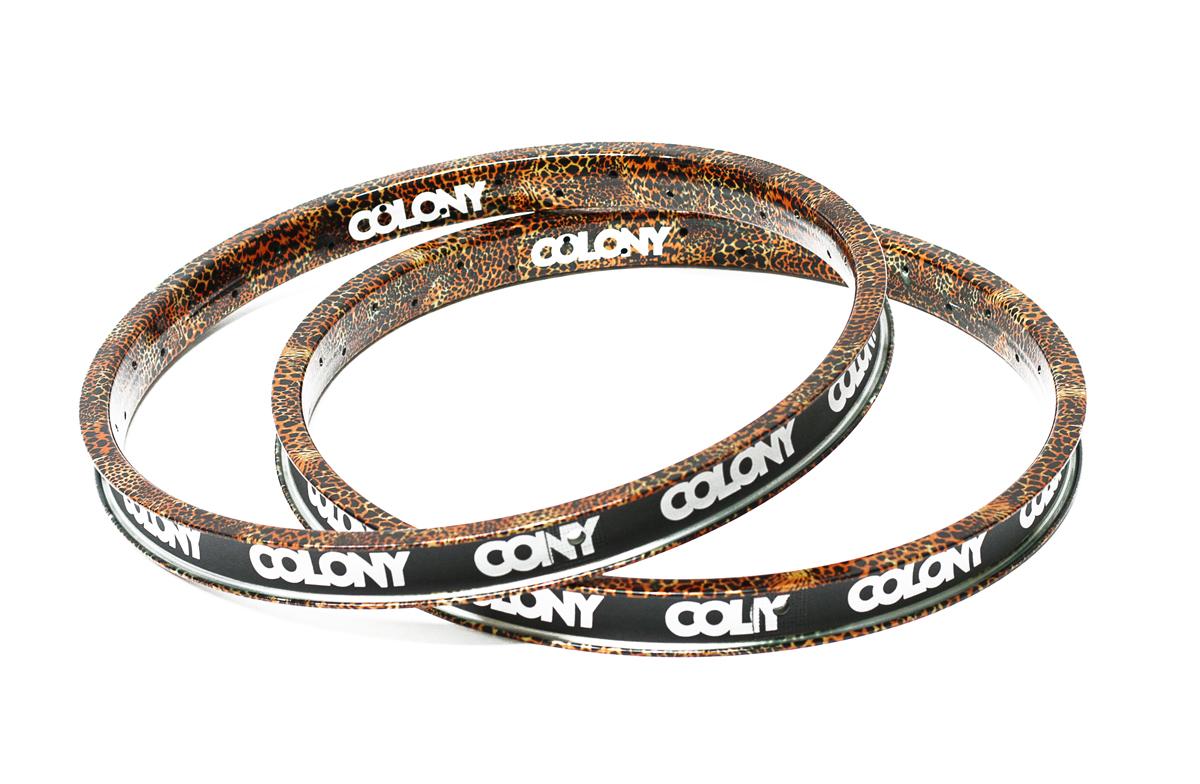 ColonyContour Rim Leopard print