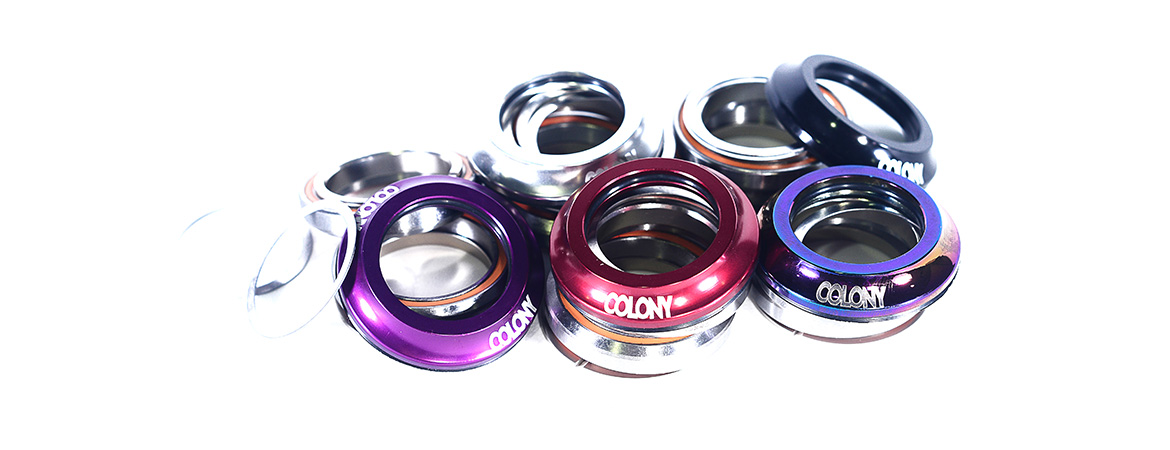 Colony BMX headsets