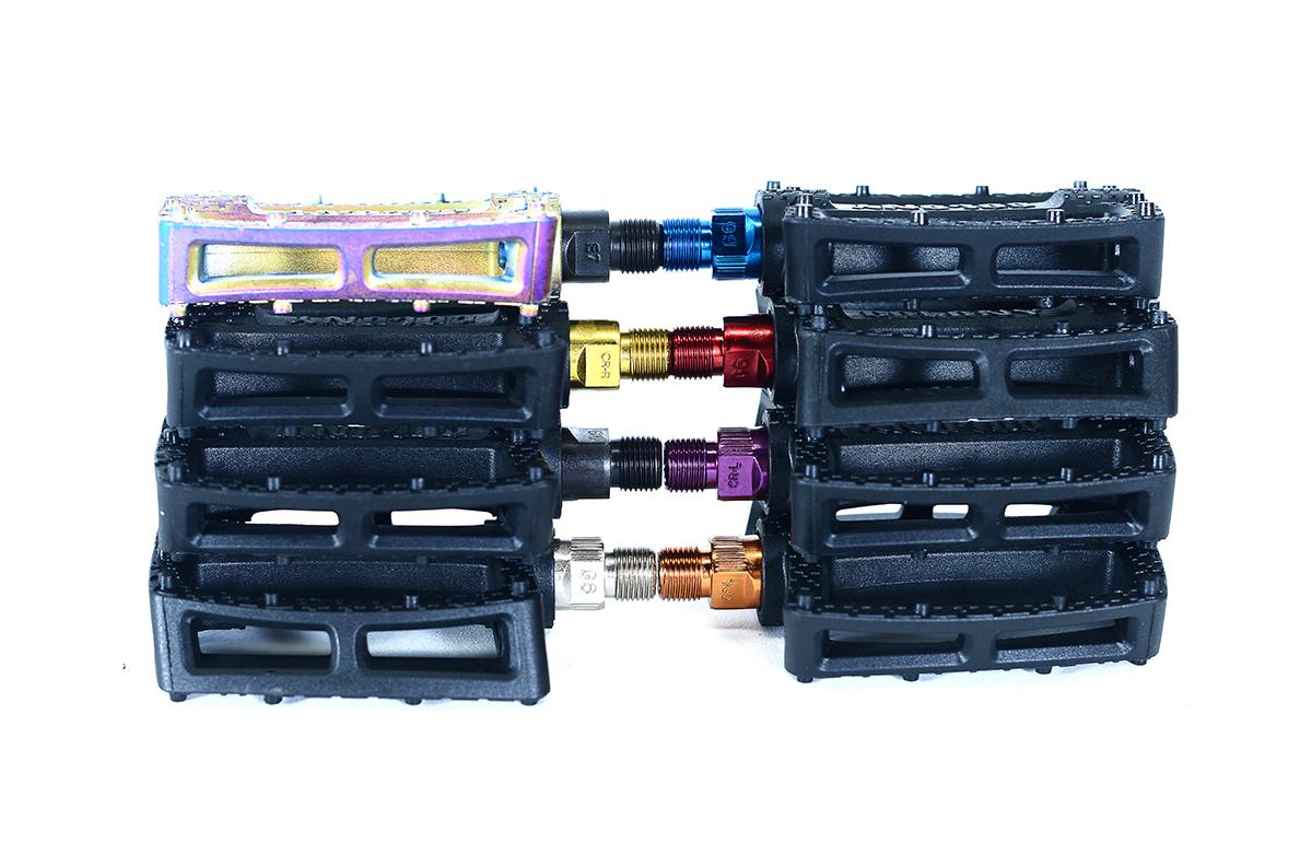 ColonyFantastic Plastic BMX Pedals