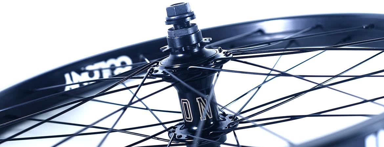 Colony BMX Pintour Female Rear Wheel Black