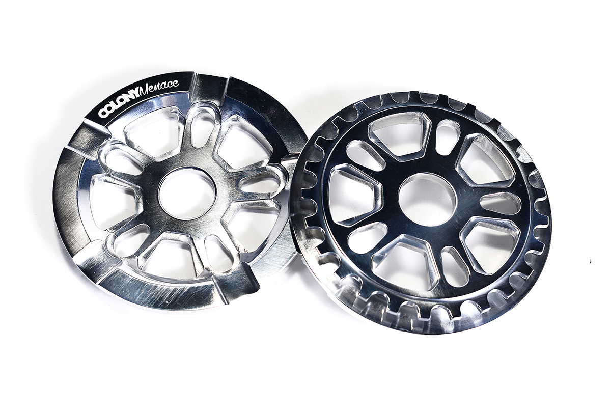 Colony BMX Menace Guard Sprocket Polished