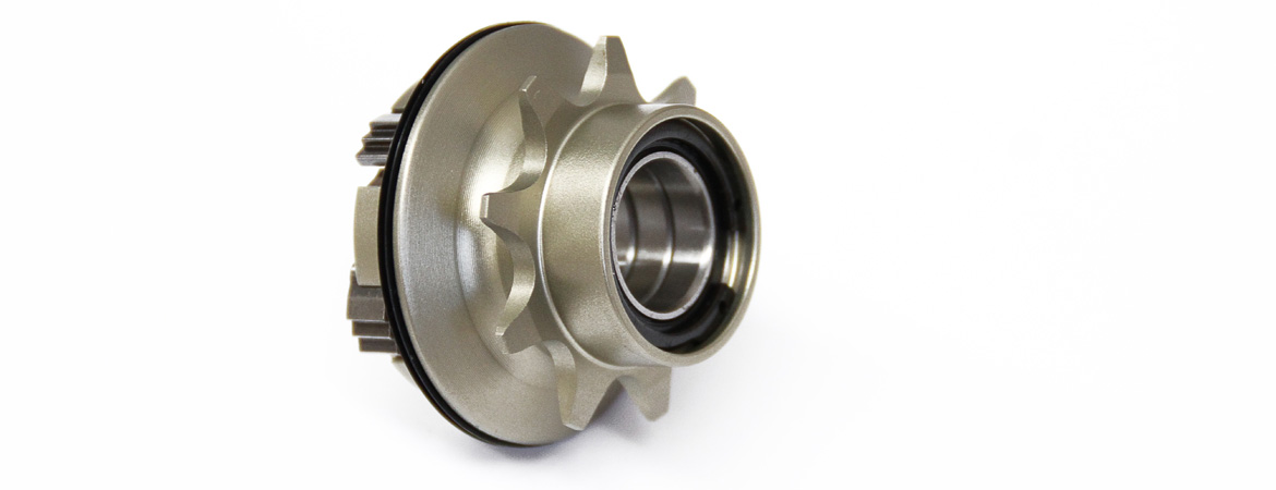 Colony Wasp Replacement Rear Hub 9t Driver (Cr-mo or Alloy)