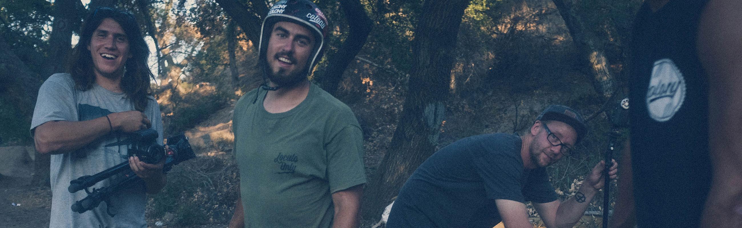 crew trails