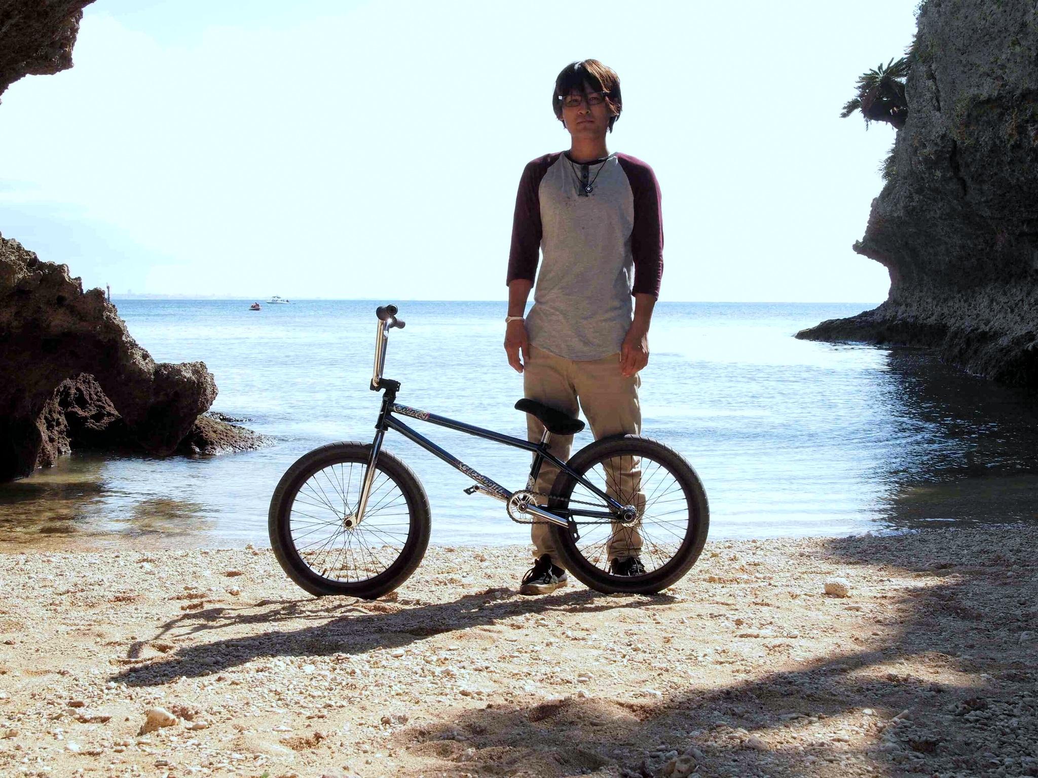 Kazuki Namihira bike check