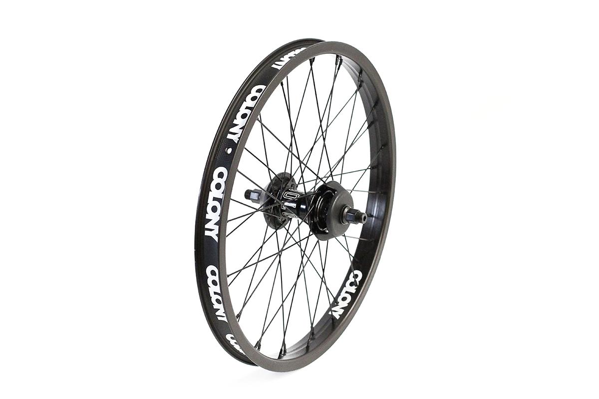 Pintour Freecoaster Rear wheel Black
