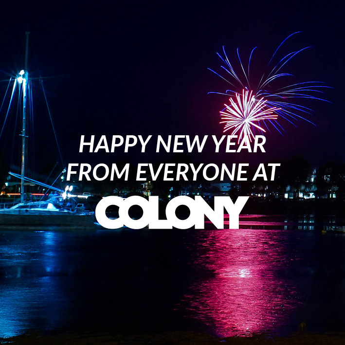 colony new year