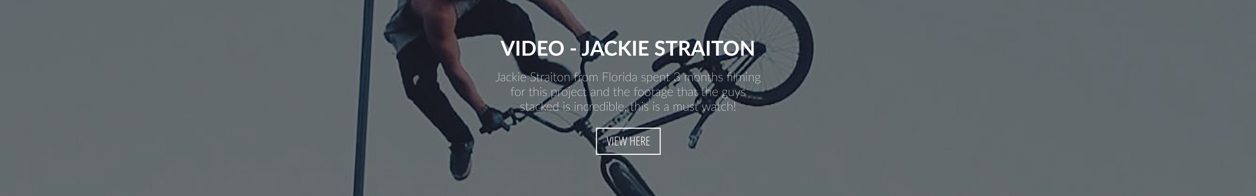 Jackie Straiton video