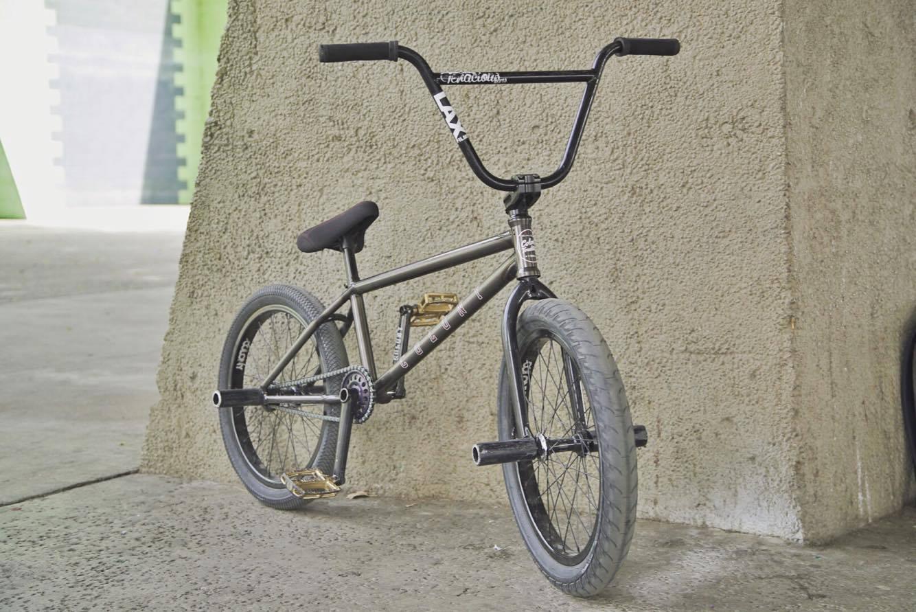 Chris Bracamonte's rig