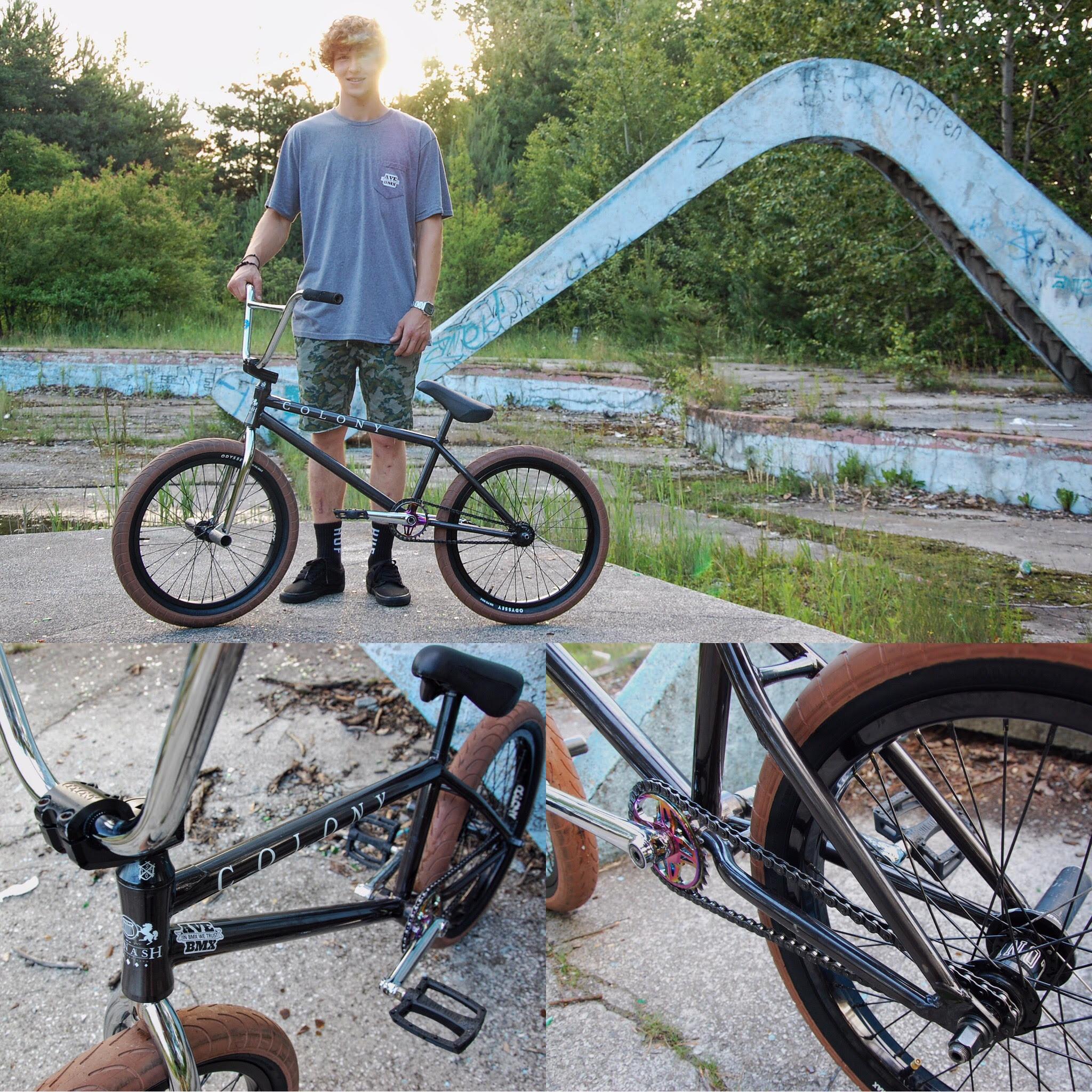 milosz bike