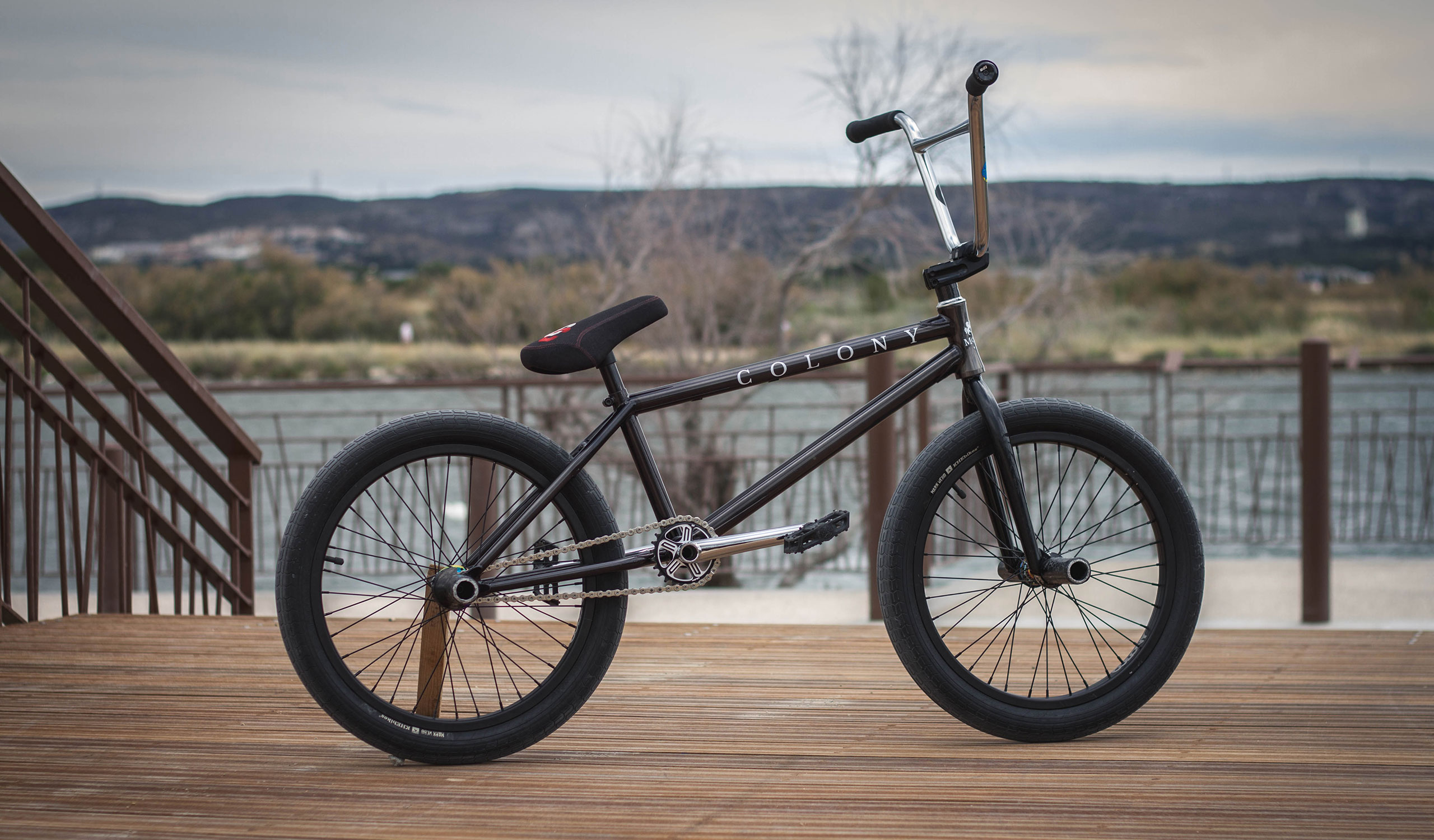 Tanguy Labertrande Bike Check