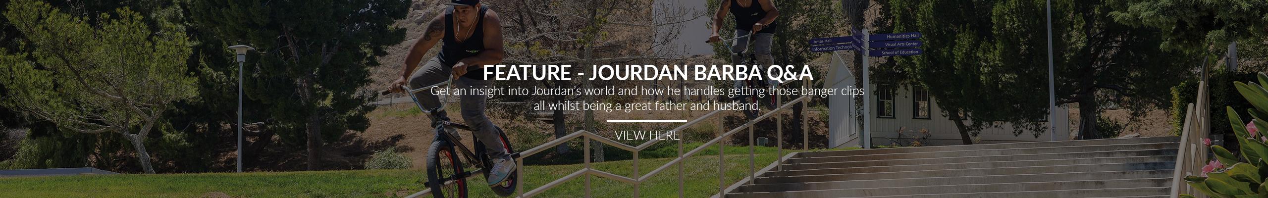 Jourdan Q&A