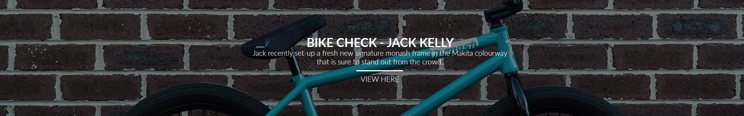 jack kelly bike check