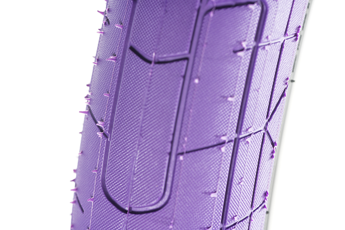 Colony Griplock BMX Tyre Purple