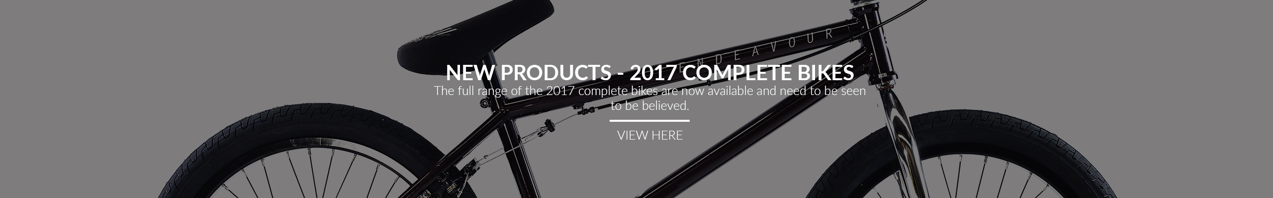 2017 Complete Bikes promo