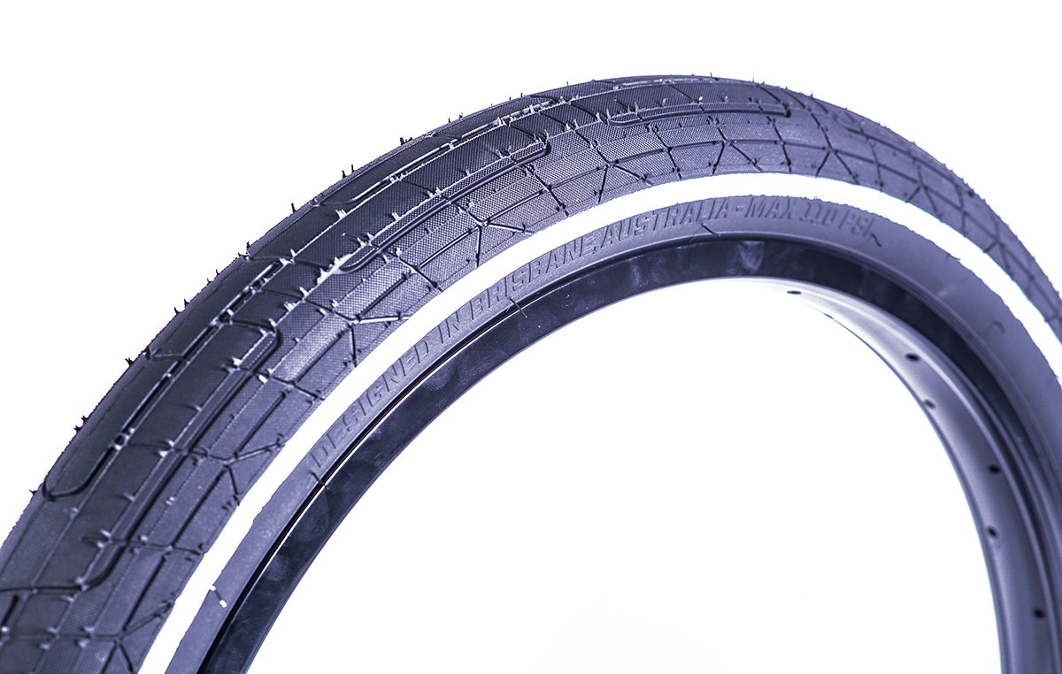 Colony BMX Griplock Tyre Black