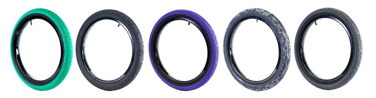 Colony BMX Griplock Tyre