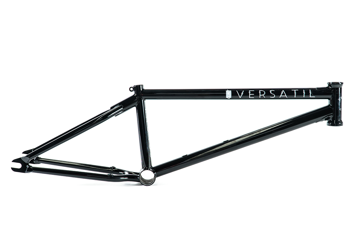 Colony BMX Versatil frame Black