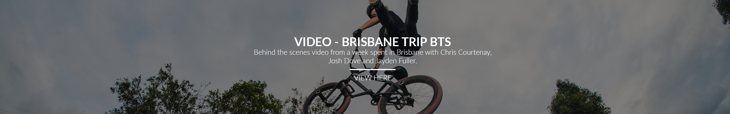 Brisbane BTS video