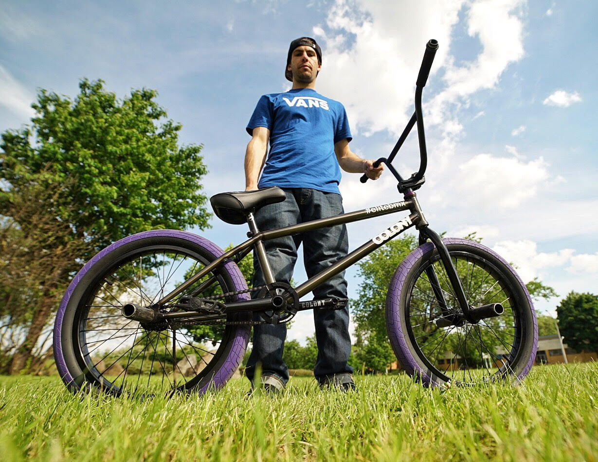 Attila Godi bike check