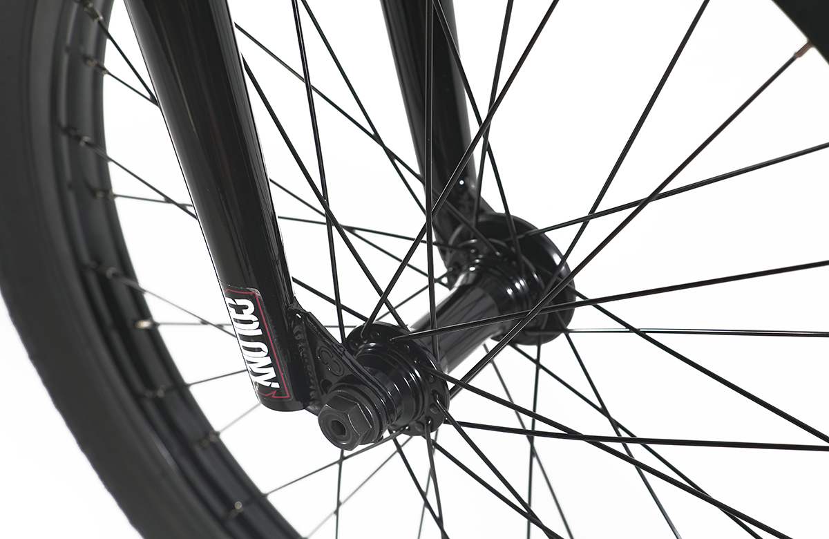 Colony Descendant BMX bike Black