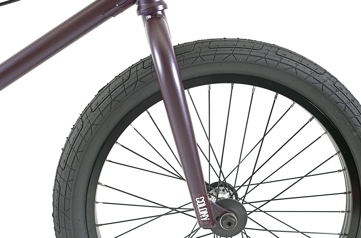 Colony Descendant BMX bike Purple