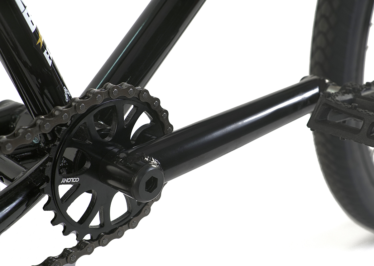 Colony Eclipse bike Black