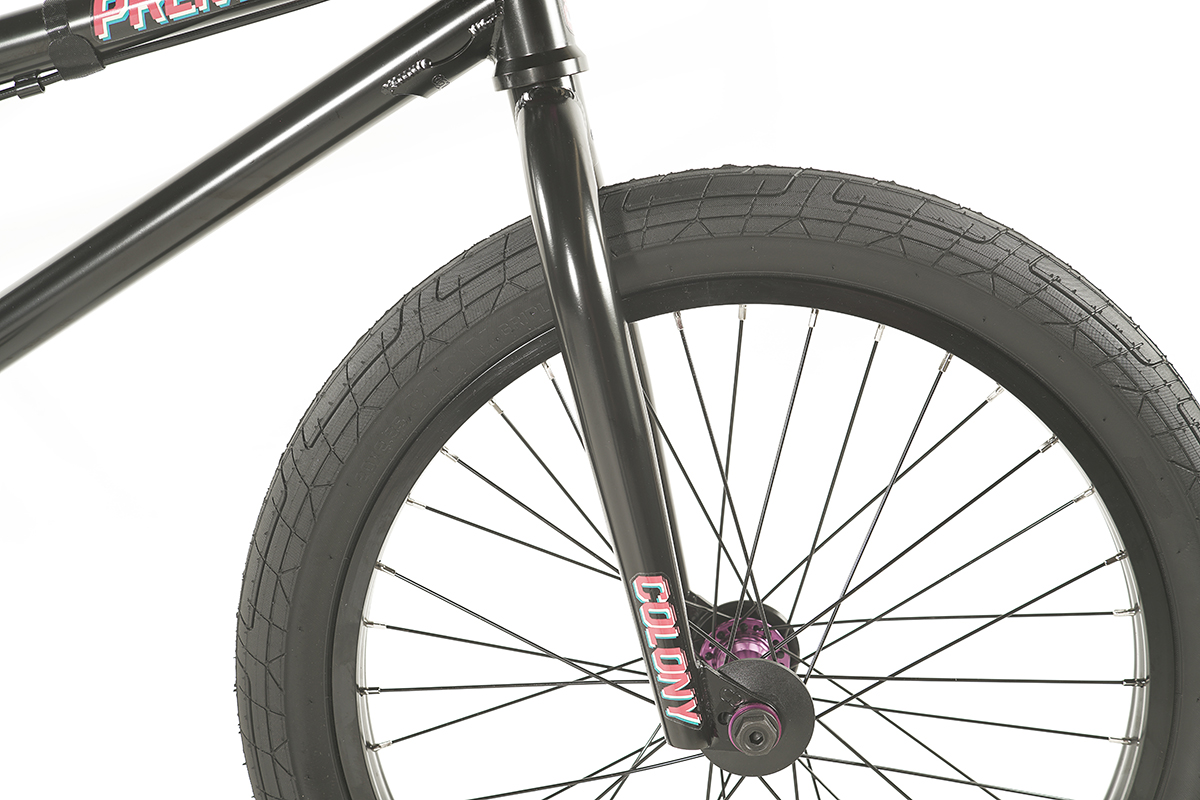 Colony BMX Premise complete bike Black Pink