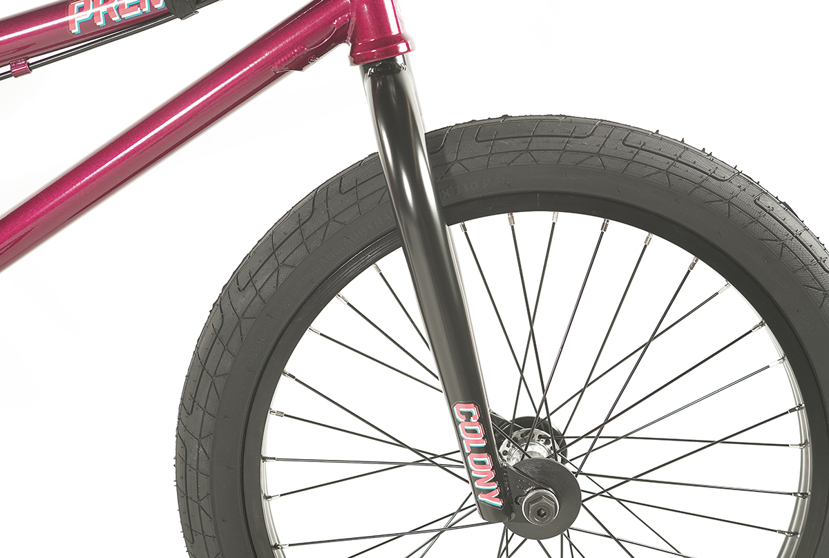 Colony BMX Premise complete bike Red