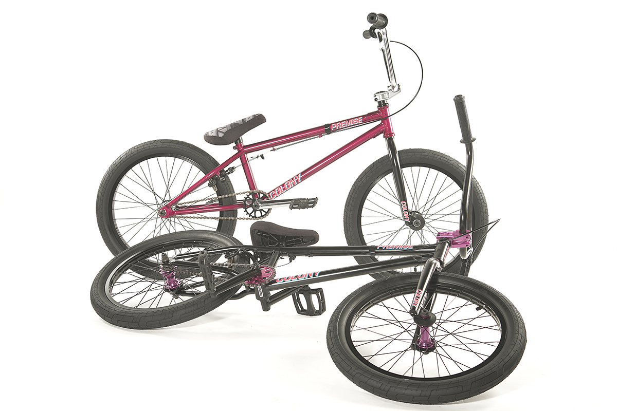 Colony BMX Premise complete bike