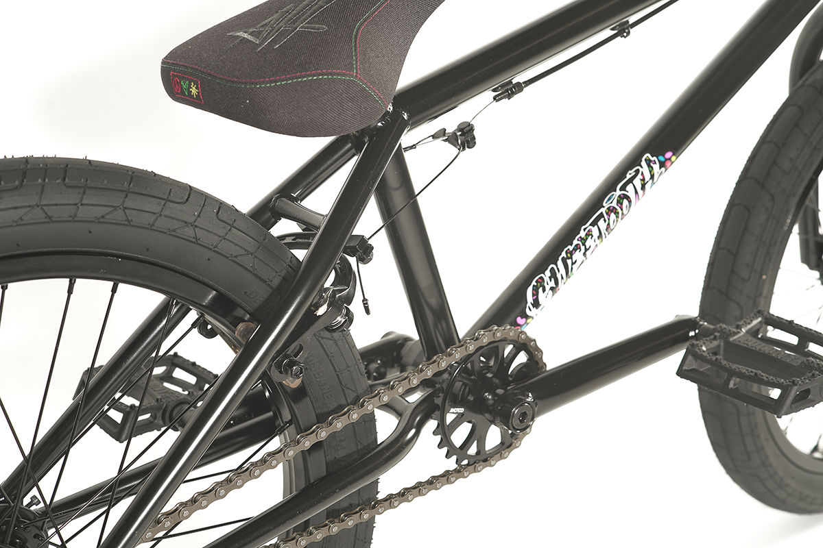 Colony BMX Sweet Tooth Pro complete bike Black