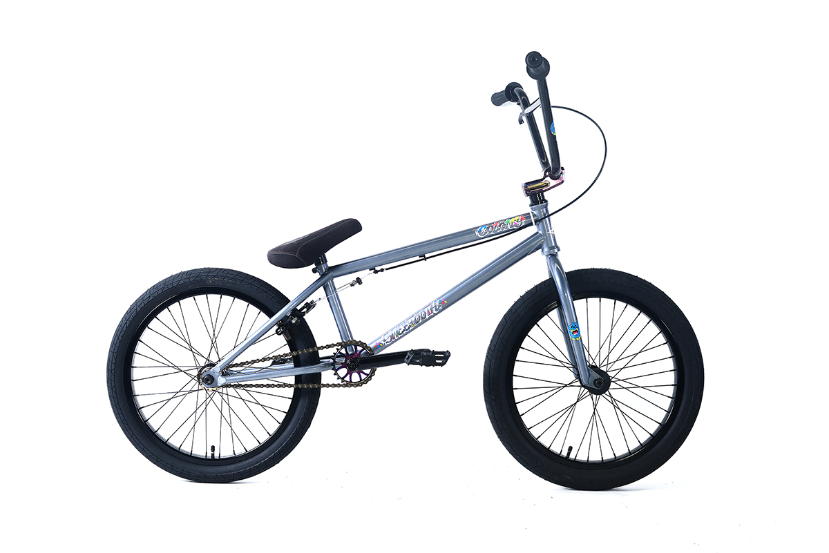 Colony Bmx Sweet Tooth Pro Bike Parts Diagram Crank Complete Bikes New Products