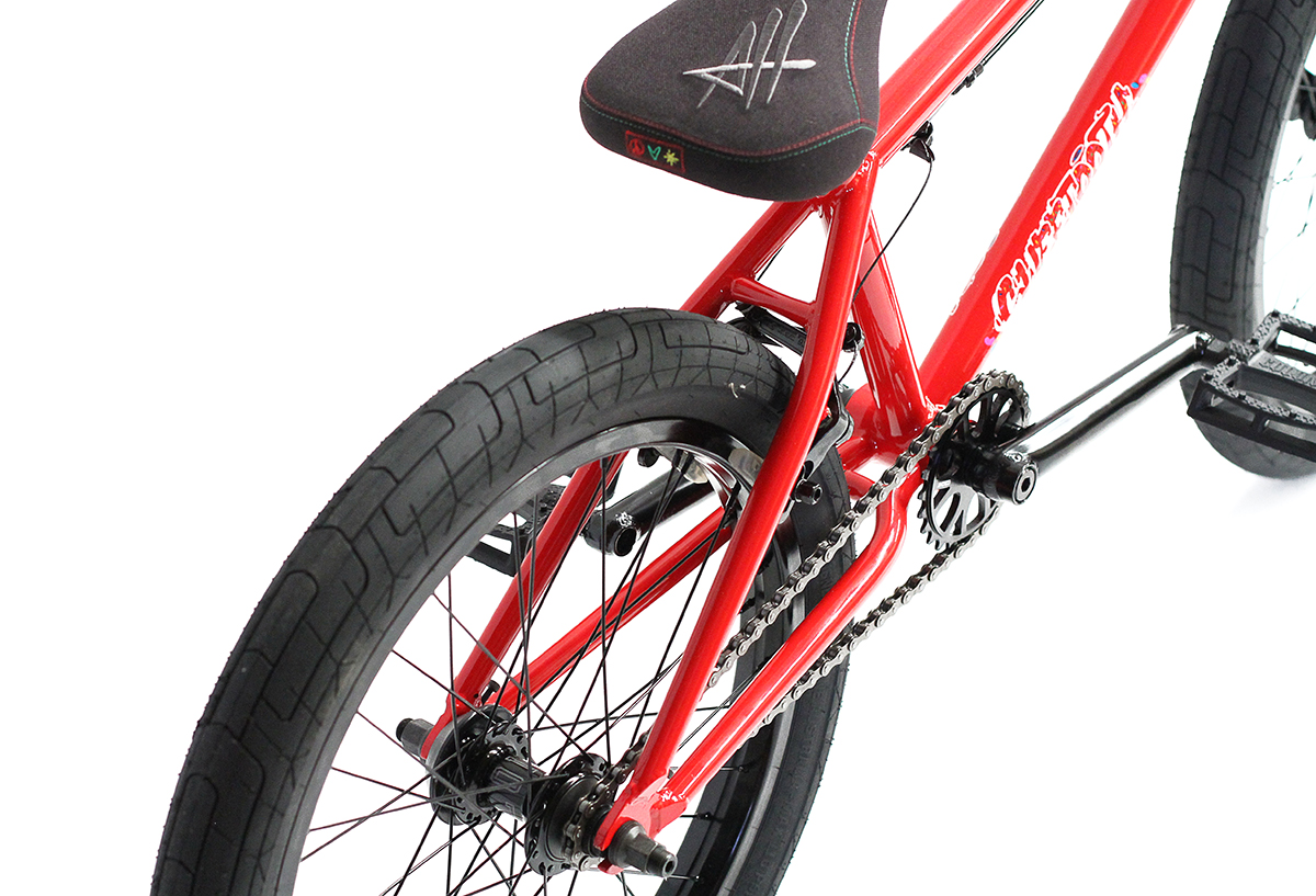 Colony BMX Sweet Tooth Pro complete bike Red
