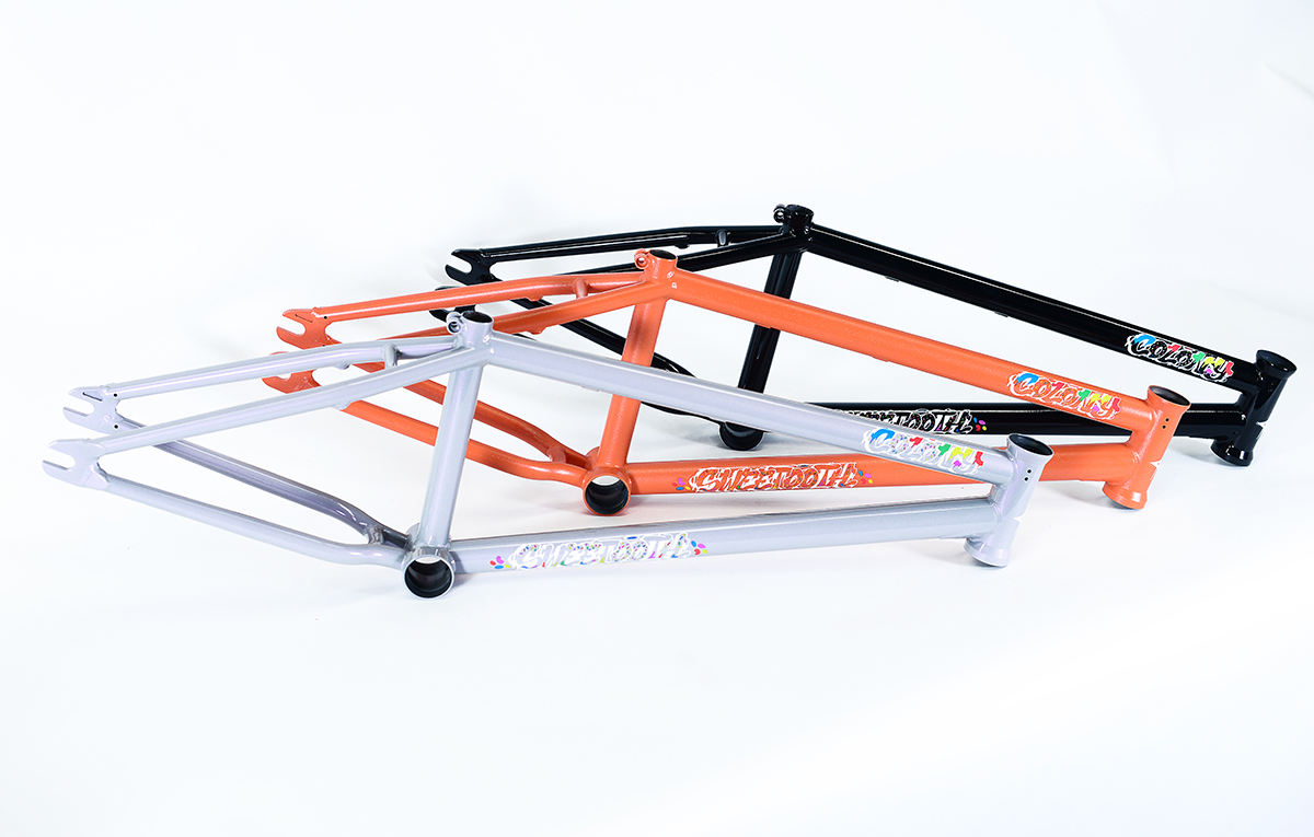 New Sweet Tooth Frame 18″