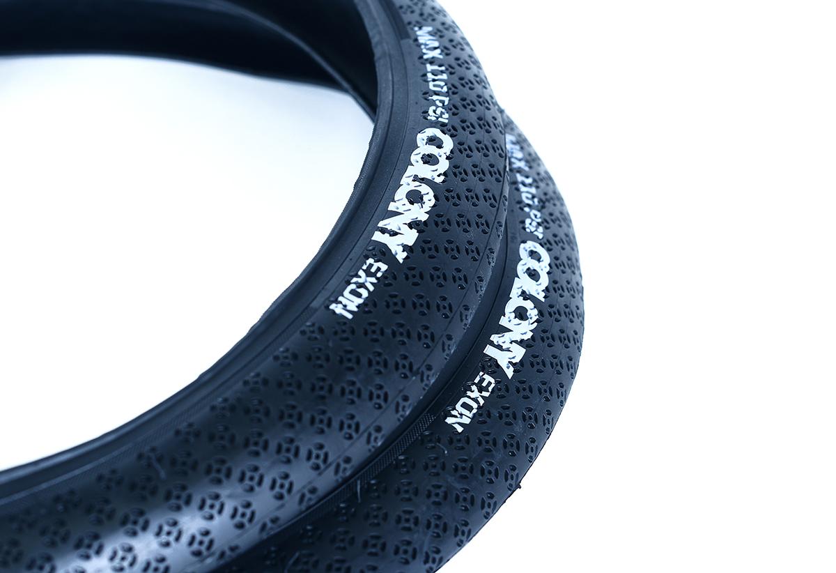 Exon Flatland Tyres