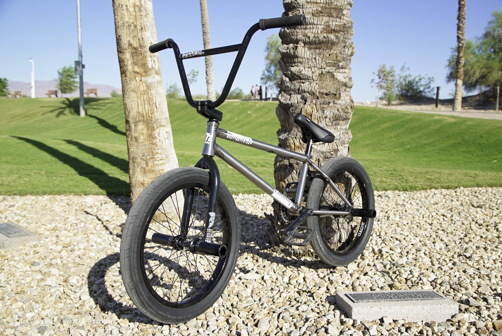 Chris Bracamonte Bike Check