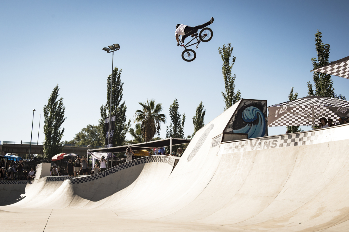 9b91aa2b8c ... photos from the Vans BMX Pro Cup in Malaga which features some great  images of both Alex Hiam and Chris James. Check the full gallery here.