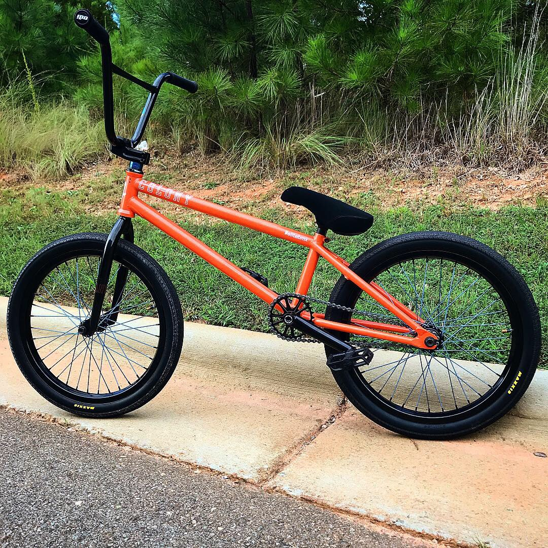 Marin Rantes bike check