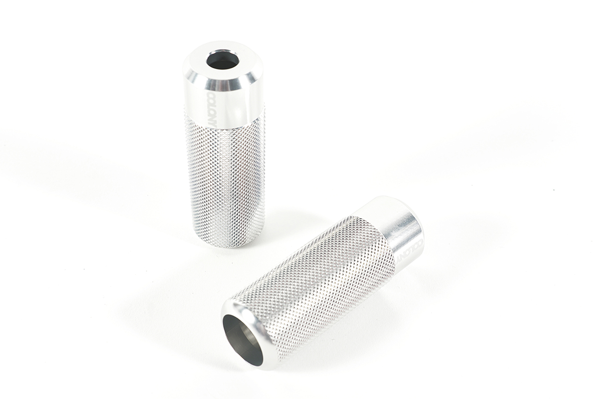 Exon II Flatland Pegs Polished