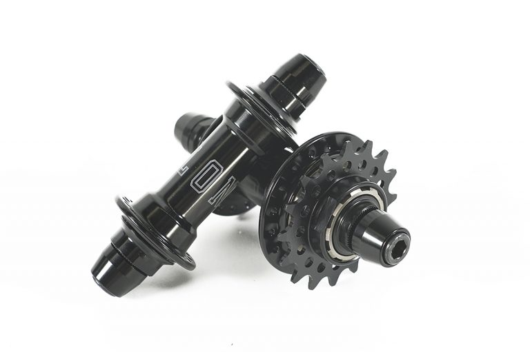 Wasp Race Front / Rear Cassette Hubset