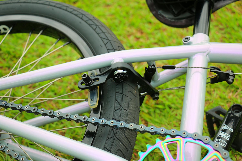 Paulo Sacaki Bike Check