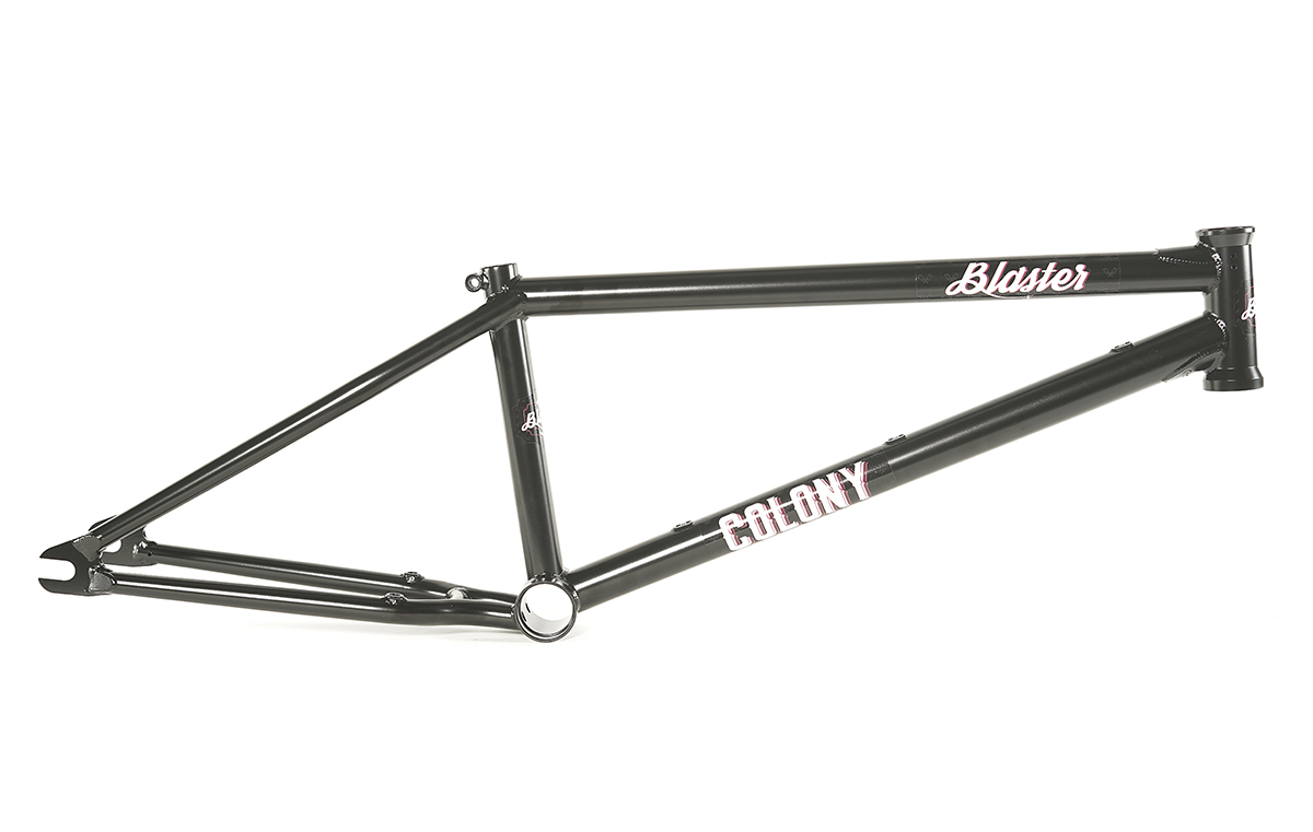 Colony BMX Blaster Frame Black