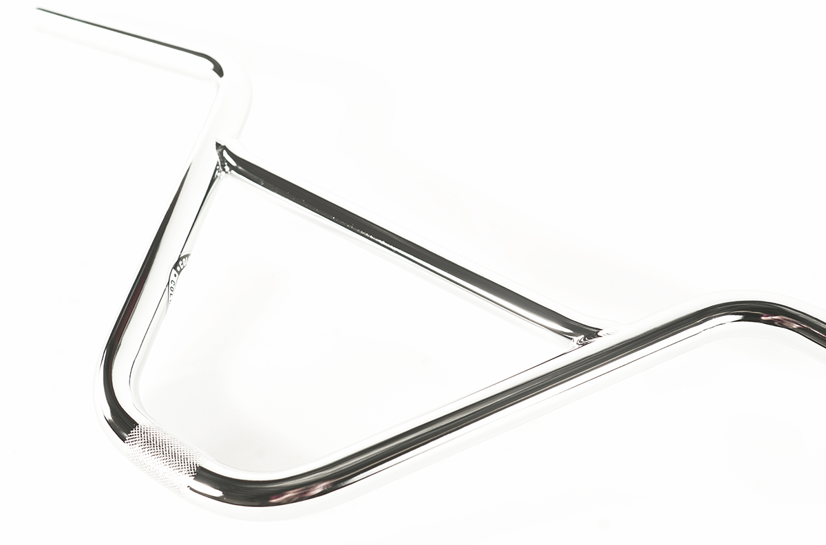 Colony BMX Hardy V2 Bars Chrome