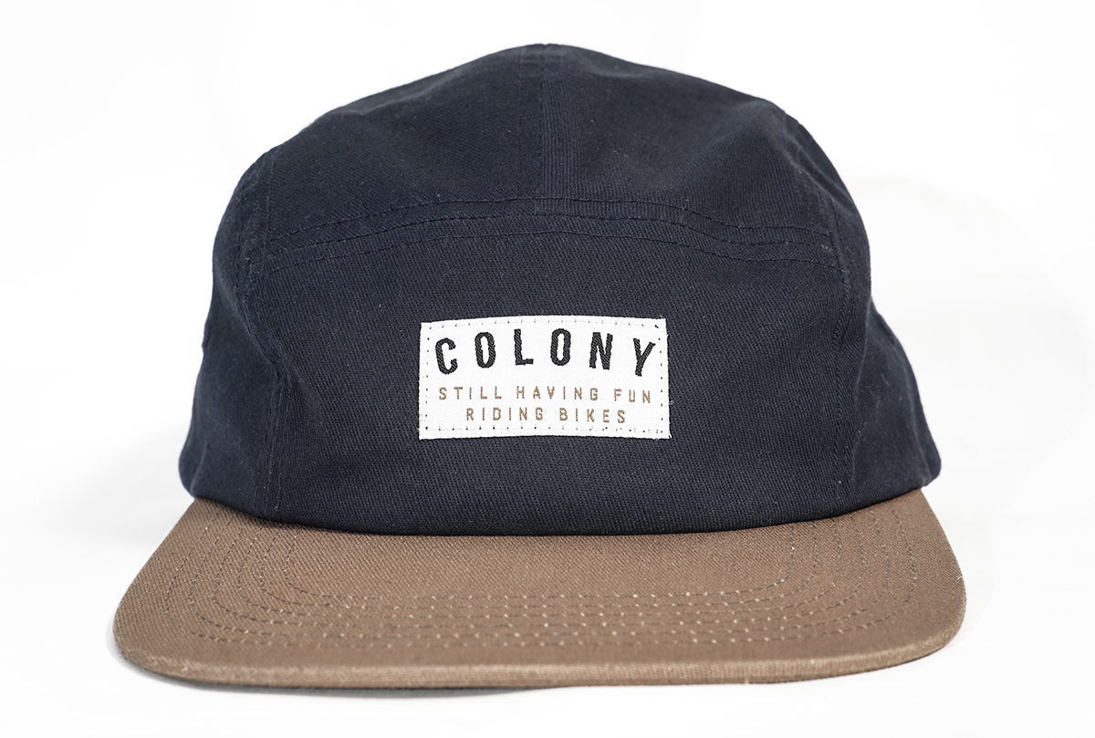 Colony 5 Panel Hat