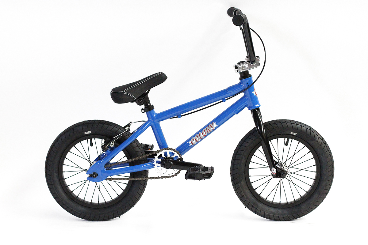 "Colony Horizon 14"" BMX bike"