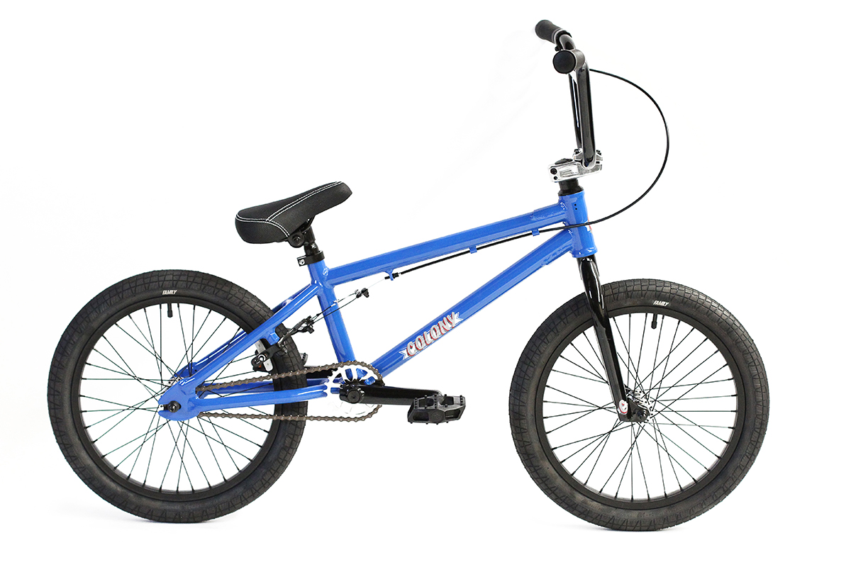 "Colony Horizon 18"" BMX bike"