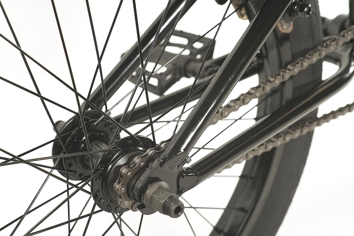 Colony Bloody Oath Pro BMX bike Black