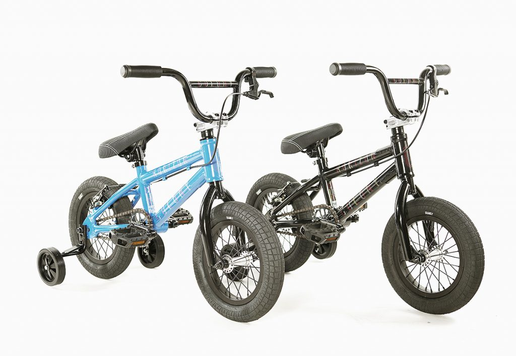"Colony Horizon 12"" BMX bike"