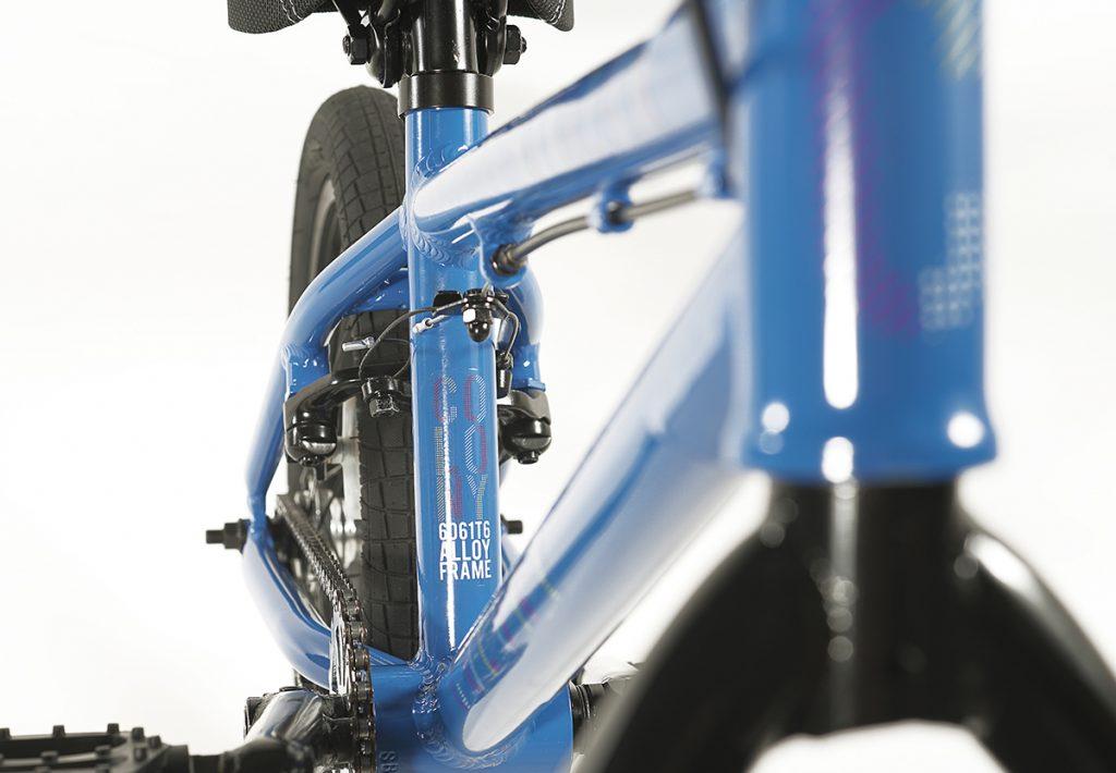 "Colony Horizon 18"" BMX bike Blue"