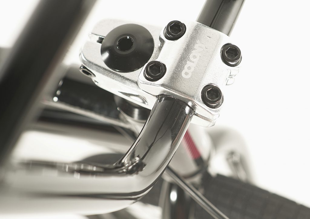 "Colony Horizon 20"" BMX bike Black"